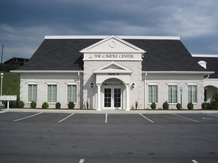 Caudle Center front view pic