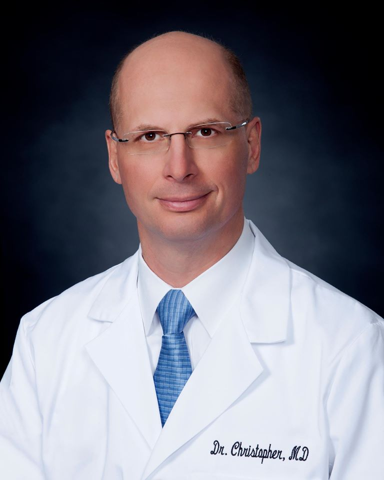 Dr. Ron G. Christopher, MD